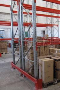 Выполненные работы - Проект по планировке склада